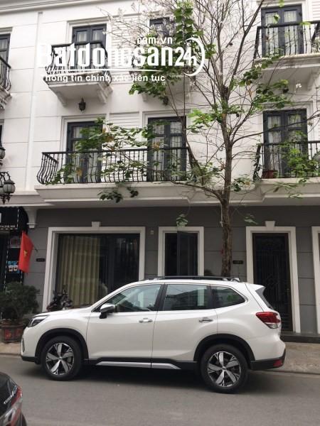 Chính chủ cần bán nhà biệt thự liền kề tại Khu đô thị Vincom Tuyên Quang.0963388234
