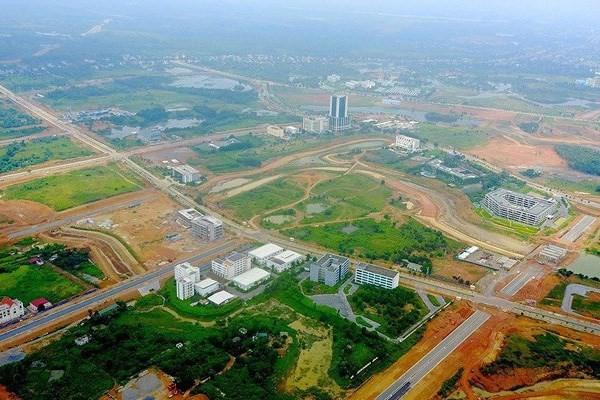 Bán đất Hòa Lạc, thôn Đồi Sen, xã Bình Yên, huyện Thạch Thất, Hà Nội.