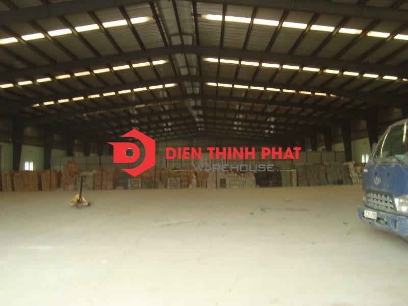 Cho thuê kho xưởng (500m2)25 tr/tháng Huyện Bình Chánh(đường Võ Văn Vân)