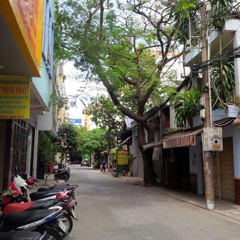 Văn phòng cho thuê tại 99 Huỳnh Tịnh Của, P.8, Q.3