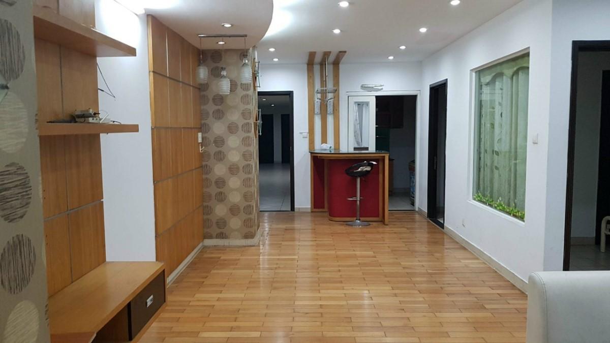 Cần cho thuê căn hộ An Phú, Quận 6, diện tích 95m2, 3pn, full nội thất, nhà mới