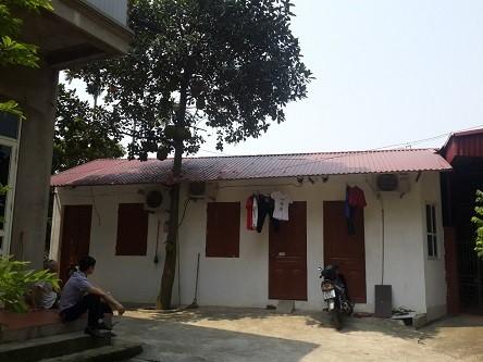 Cho thuê 3 phòng trọ tại tổ 17 khu phố Đoàn Kết, TP.Việt Trì, 0968029985