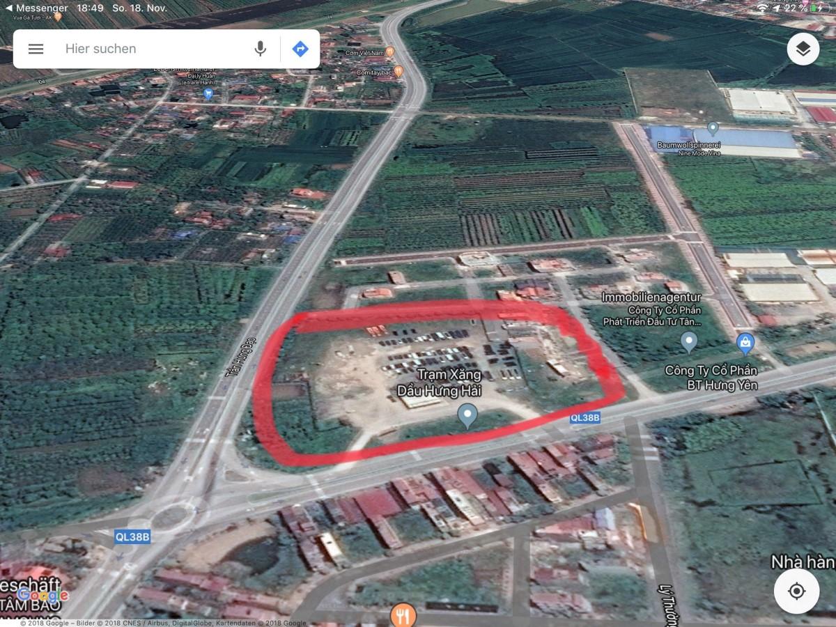 Bán đất phường Lam Sơn - Sổ đỏ chính chủ Tỉnh Hưng Yên