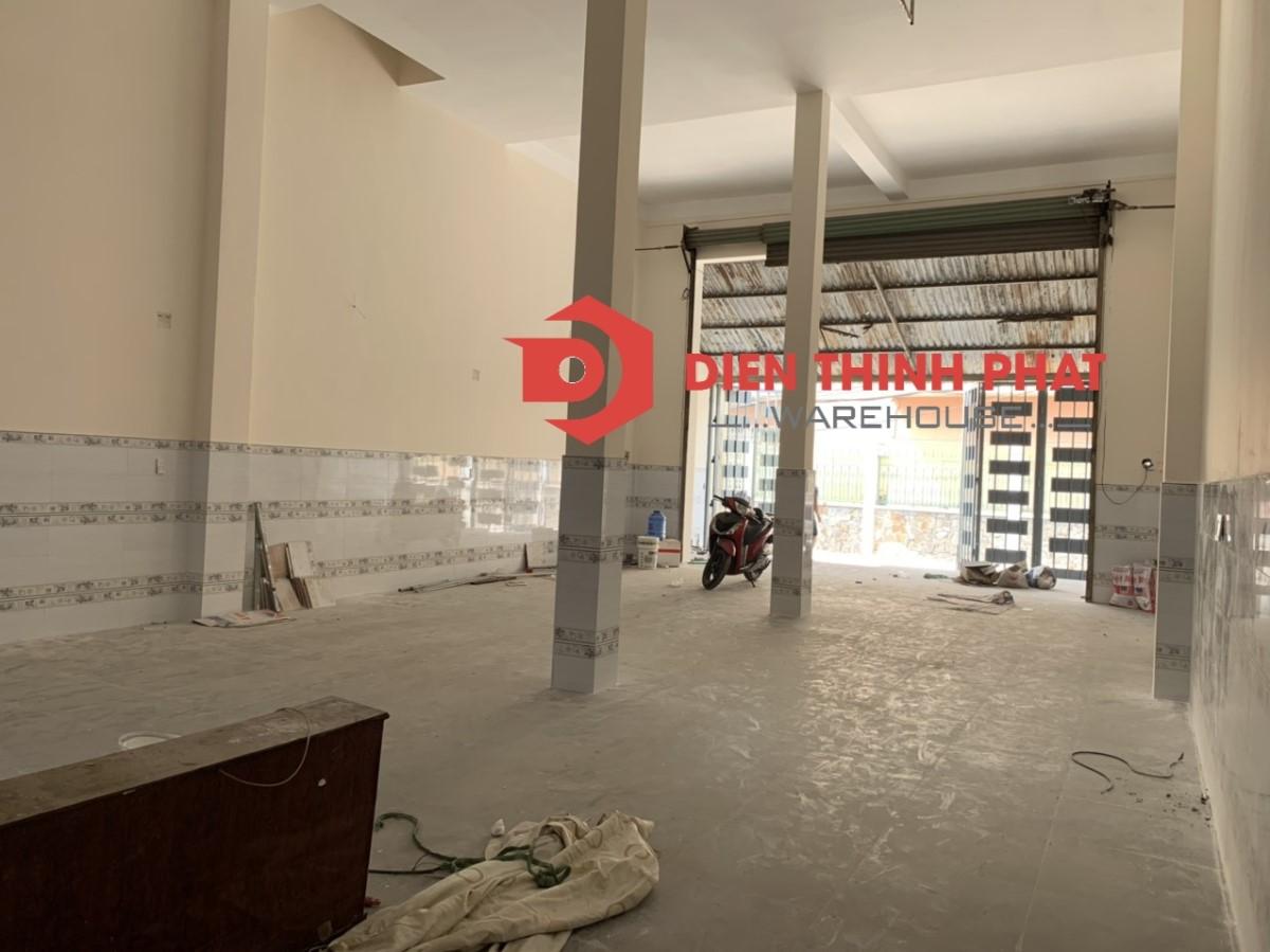 cho thuê nhà xưởng đường Mã Lò quận Bình Tân 750M GIÁ 56TR