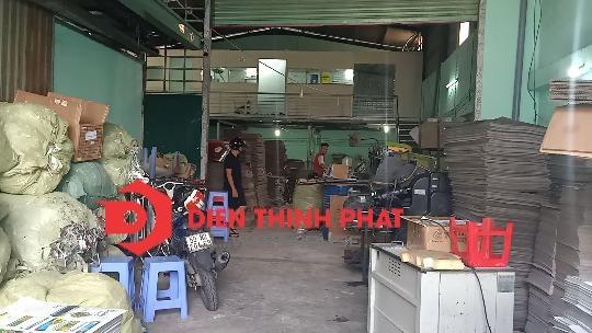 Cho thuê kho xưởng đường Ấp Chiến Lược quận Bình Tân 200m giá 20tr