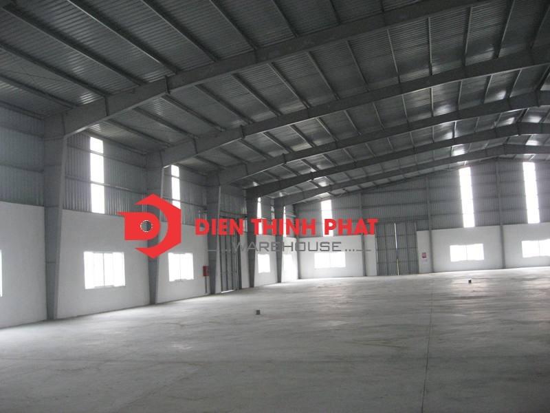 Cho thuê nhà xưởng đường Ao Đôi quận Bình Tân(600m2)