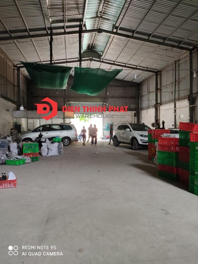 Cho thuê nhà xưởng Mã Lò – Hương Lộ 2 quận Bình Tân(800m2)