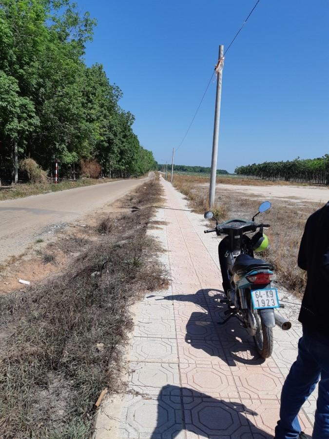 Chính Chủ Cần Bán Lô Đất Vị Trí Đẹp Tại Huyện Chơn Thành, Tỉnh Bình Phước