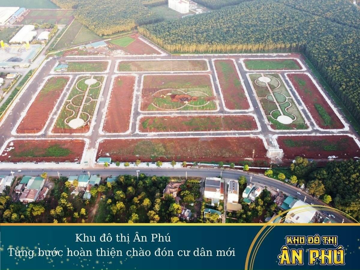 Khu Đô Thị Ân Phú (Buôn Ma Thuột)- Lựa chọn của Nhà đầu tư thông minh.