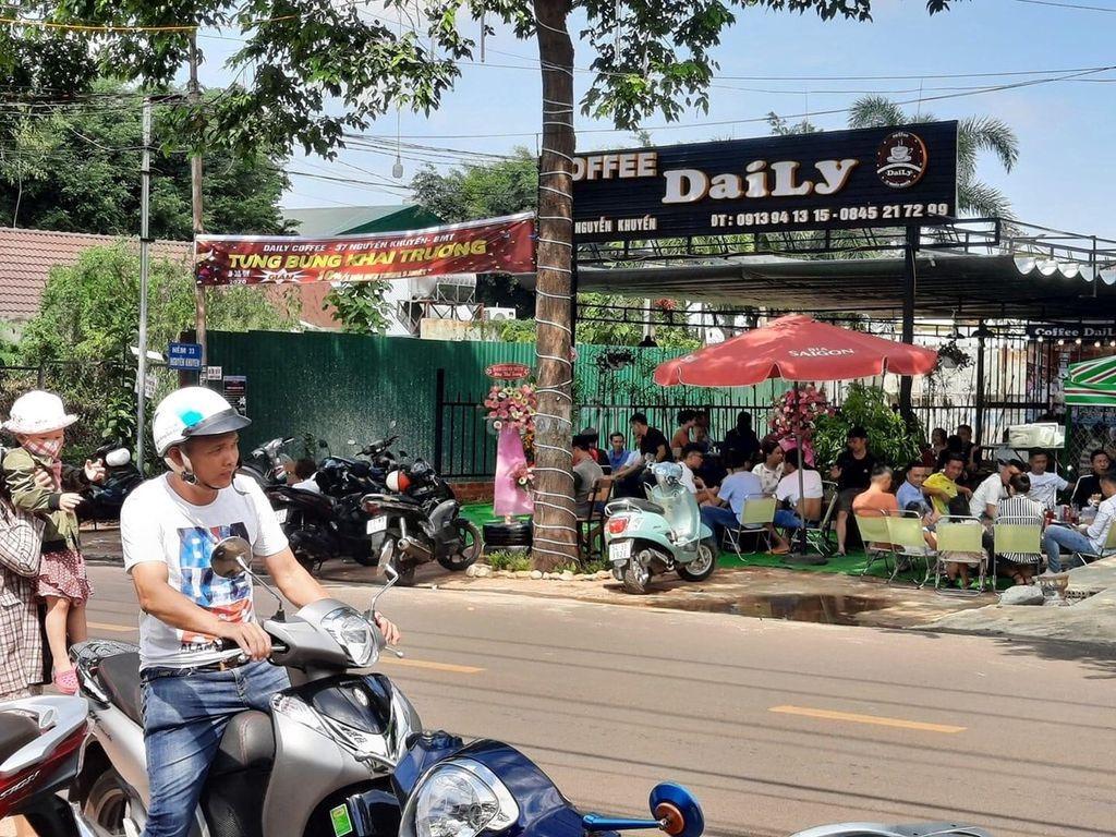 Mặt bằng kinh doanh mặt tiền Nguyễn Khuyến Tp Buôn Ma Thuột