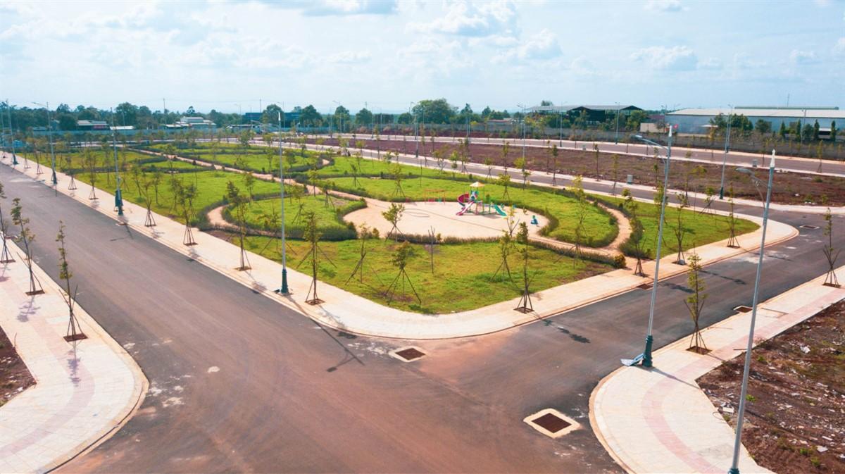 Mở bán đất nền, sổ đỏ KCN Ân Phú liền kề KCN lớn nhất Tây Nguyên