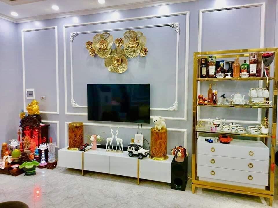 Mình bán nhà Hoàng Như Tiếp, Long Biên, HN, 63m, 6,1 tỷ, Sang, Xịn, 5 Sao