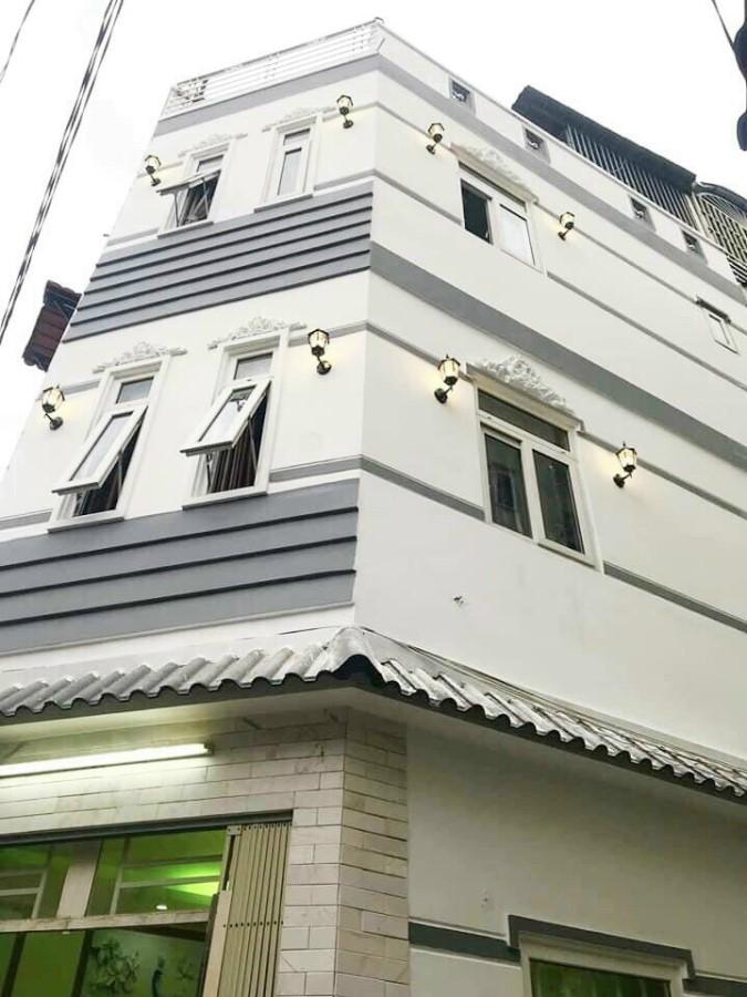 Bán Nhà căn góc mặt tiền hẻm 1886/78 Huỳnh Tấn Phát,Thị trấn Nhà Bè