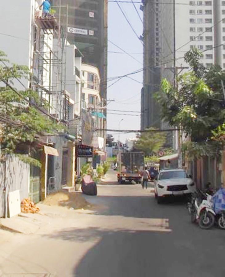 Bán nhà HXH đường Ngô Tất Tố, Q Bình Thạnh (DT 5x24m) Giá 8.9 Tỷ.