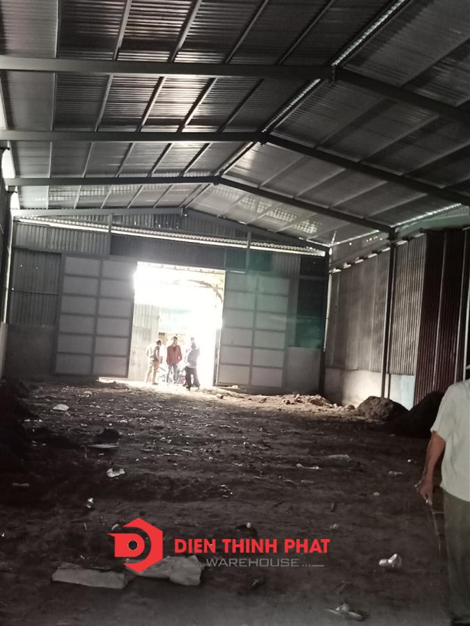 Cho thuê: 3 nhà xưởng(160m-200m-300m) đường Mã Lò quận Bình Tân