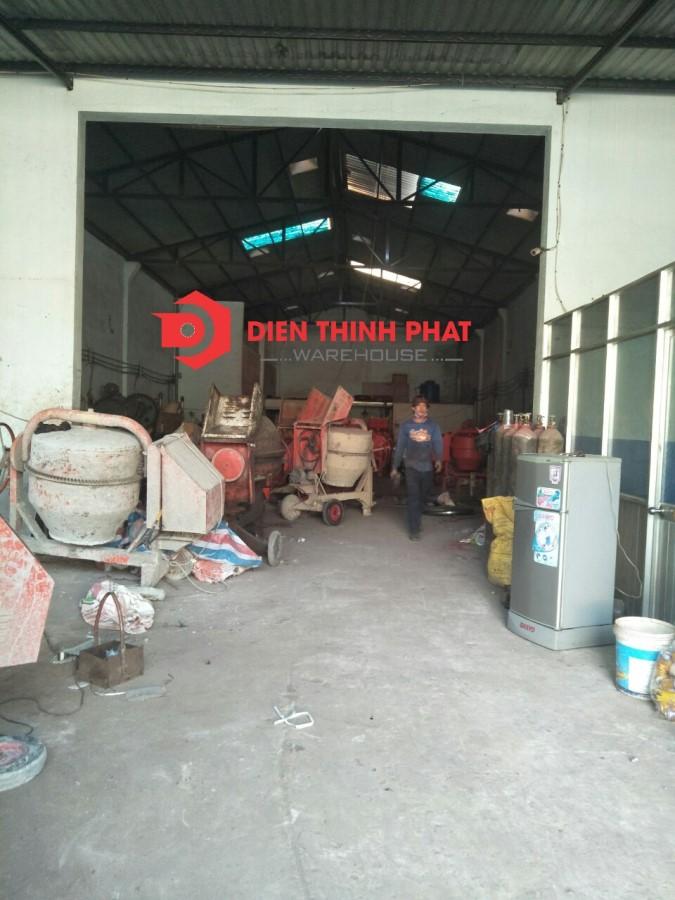 Cho thuê nhà xưởng Mã Lò – Hương Lộ 2 quận Bình Tân(160m2)