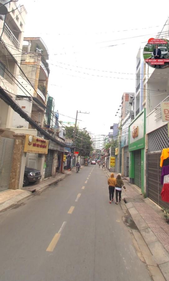 Cần bán lại Lô Đất, phường 8, Phú Nhuận, (DT 110m) giá 9.8 tỷ
