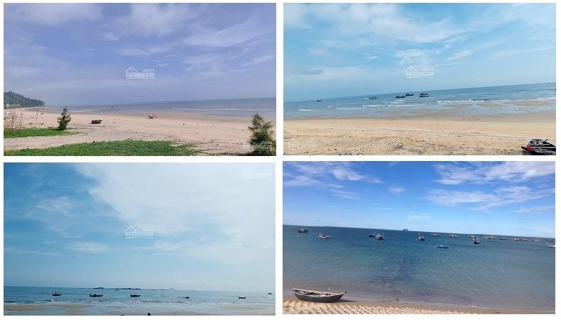 Bán đất mặt biển Thiên Cầm, Hà Tĩnh view biển rất đẹp 270m2. LHCC: 0986759425