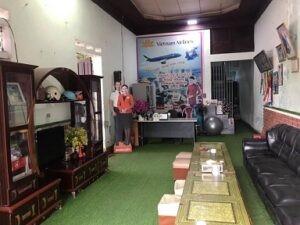 Chính chủ cho thuê nhà mặt đường ĐL Hùng Vương, P.Vân Cơ, Tp.Việt Trì, 6,5tr; 0968002599