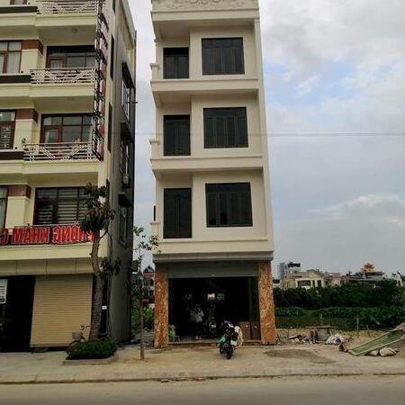 Cho thuê nhà 4 tầng mặt đường Nguyễn Quyền, TP Bắc Ninh, 25tr; 0979372862