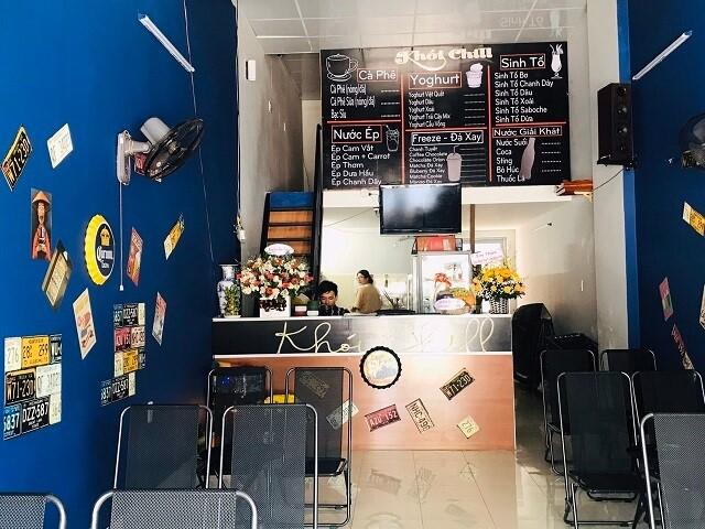 Sang gấp mặt bằng kinh doanh cafe số 295 Thống Nhất mới, P8,  Vũng Tàu