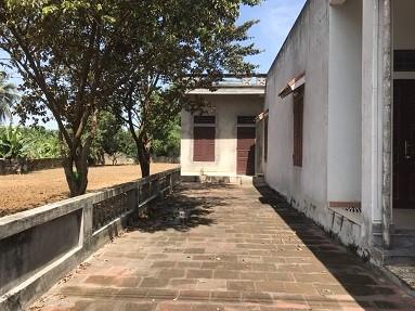 Chính chủ cho thuê nhà đất đường Phạm Hồng Thái, P.Quảng Thọ, TP.Sầm Sơn, 7tr; 0933793266