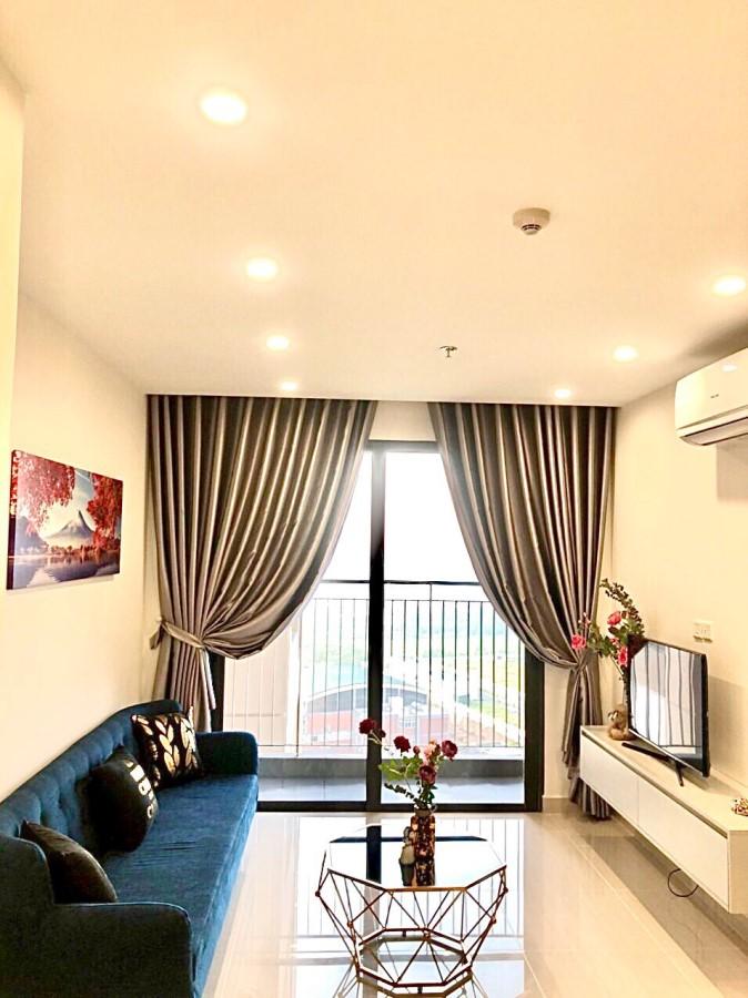 Cho thuê căn hộ 2PN2WC nội thất gần đầy đủ giá chỉ 8 triệu/ tháng Vinhomes Smart City