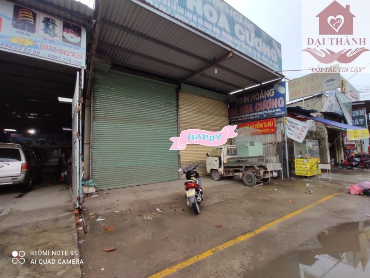Cho thuê nhà xưởng Mặt tiền đường BÙI VĂN HÒA Biên Hoà - Đồng Nai