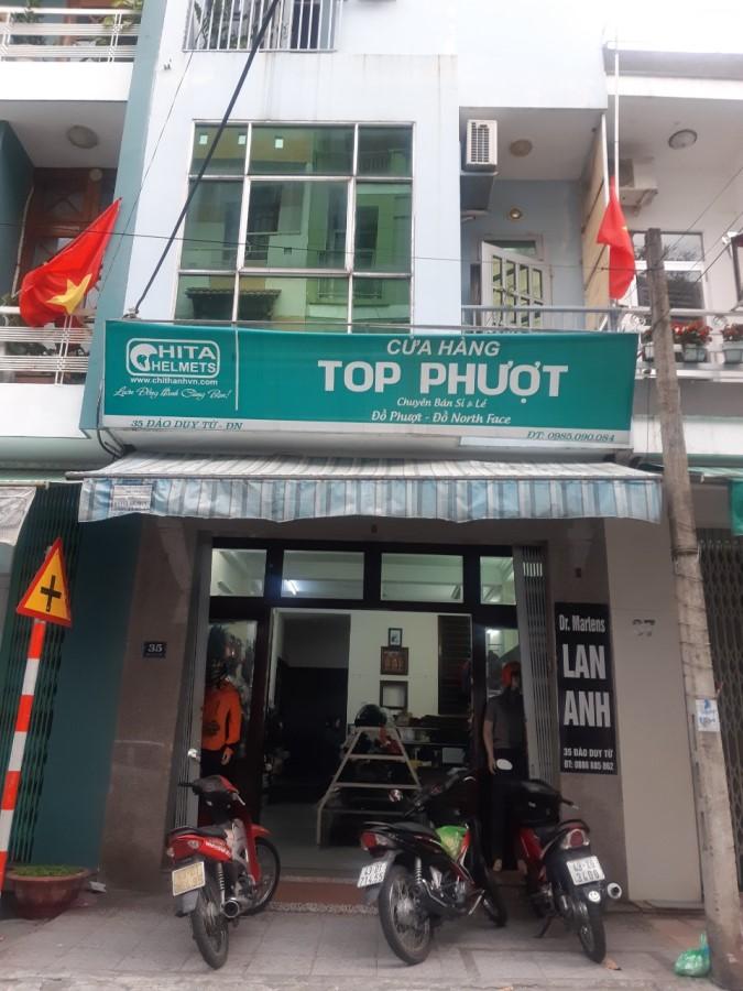 Cho thuê cửa hàng tại 35 Đào Duy Tư, Thanh Khê, Đà Nẵng, 5tr; 0905043041