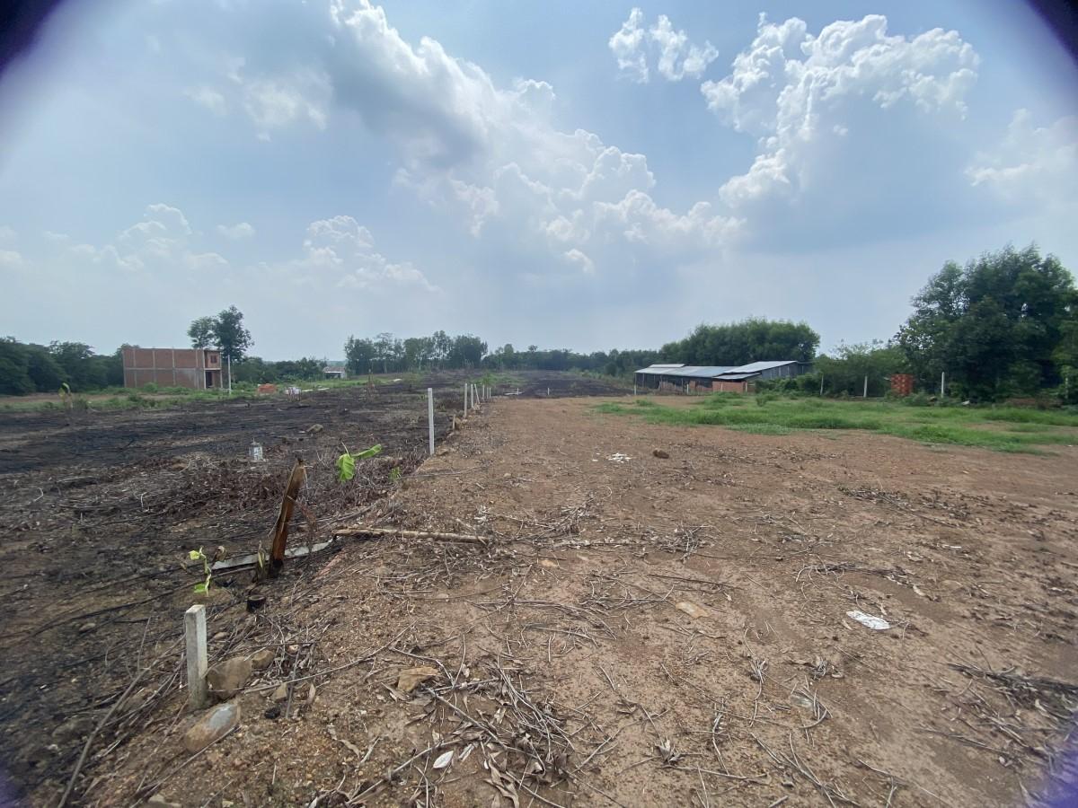 bán đất mặt tiền dt 769, huyện thống  nhất