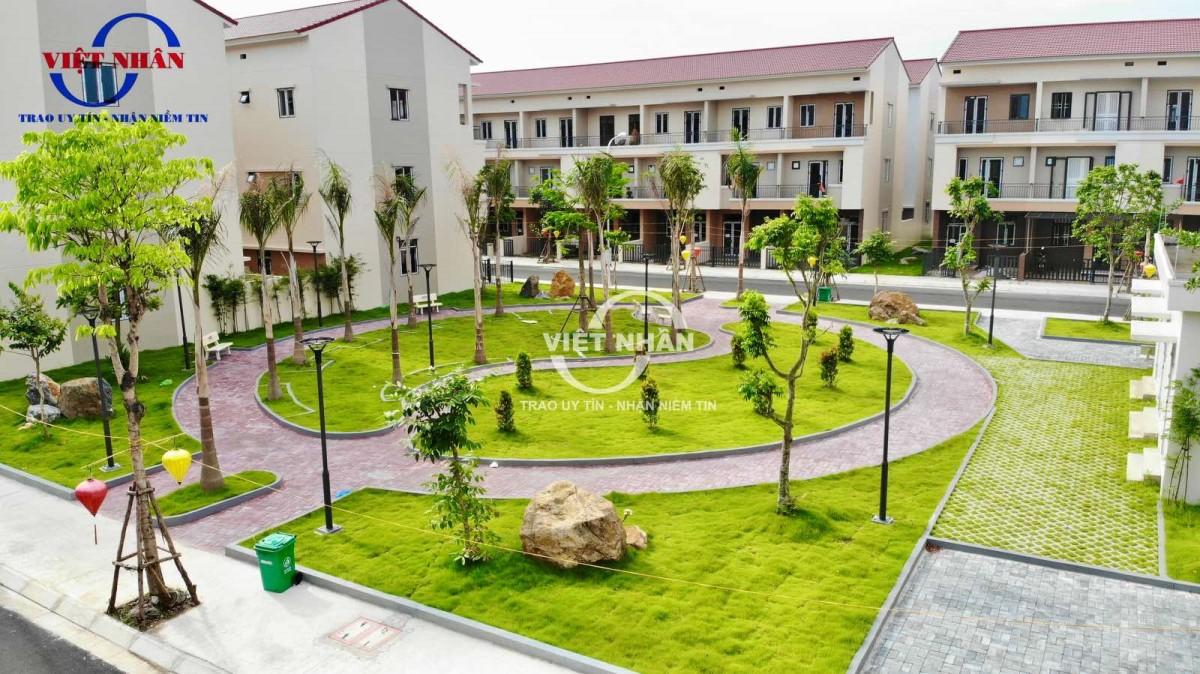 Bán nhà phố khu đô thị Vsip 1100ha Hải Phòng, cạnh Vinwonder Vũ Yên 1 tỷ đô
