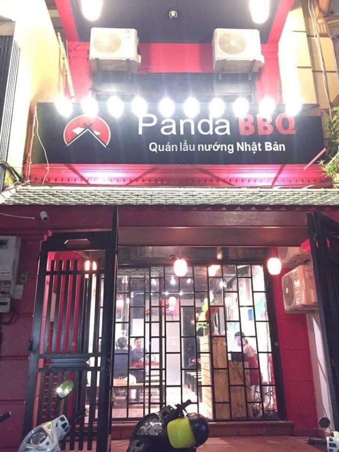 Sang nhượng quán lẩu nướng Panda BBQ 36 Trúc Khê, Đống Đa, Hà Nội