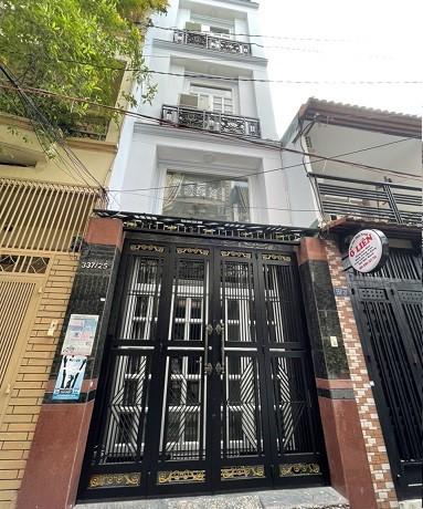 Chính chủ cho thuê nhà 5T số 337/25 Nguyễn Đình Chiểu P.5; Q.3; TP.HCM, 26tr, 0934976522