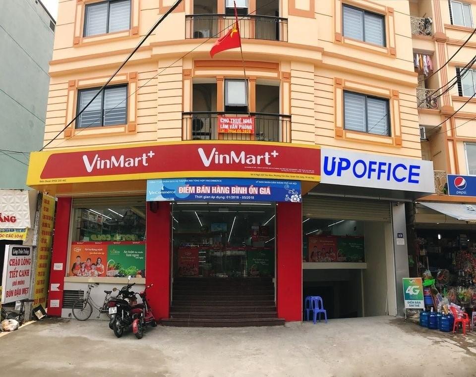 [Giảm 30%] Văn phòng cho thuê Yên Hòa-Cầu Giấy 35m2 giá chỉ 5tr5.