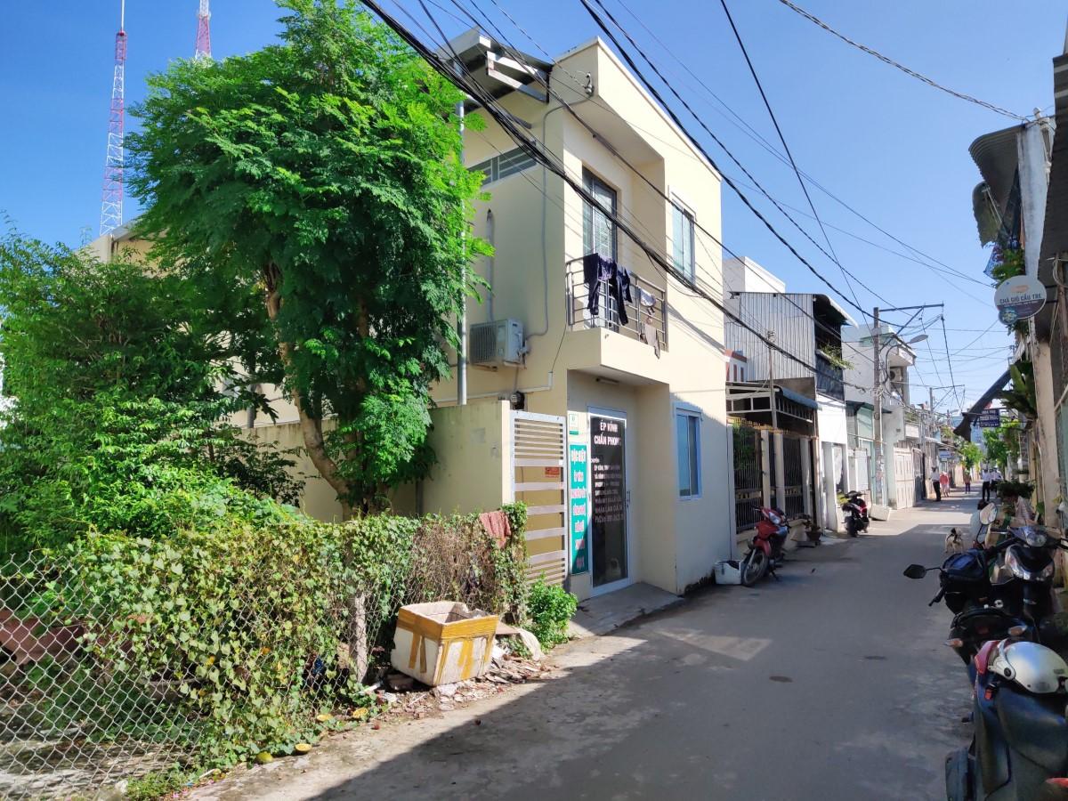 Bán đất tặng dãy 4 căn mini house có sẳn nội thất ngay trung tâm Ninh Kiều.