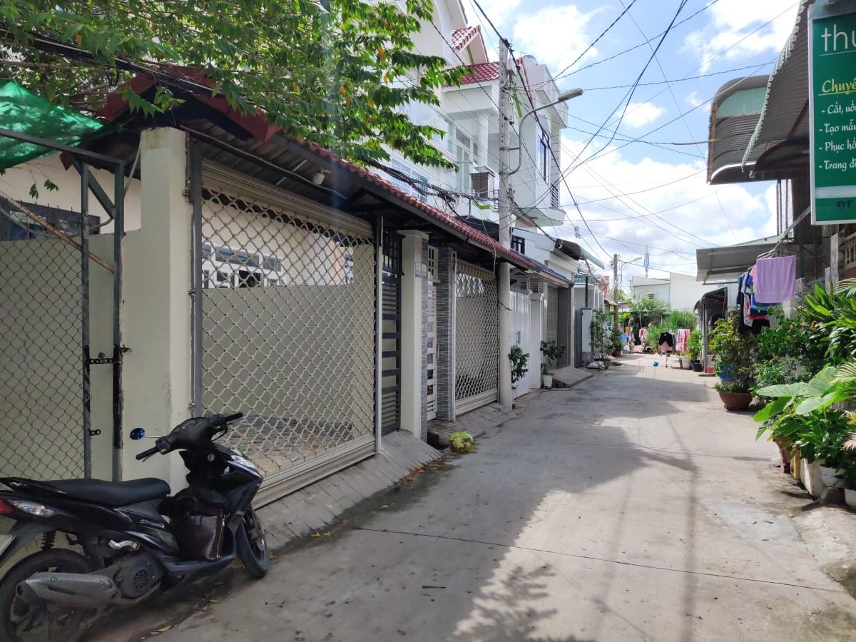 Bán nhà 1 trệt 1 lầu ngay trung tâm quận Ninh Kiều TP. Cần Thơ