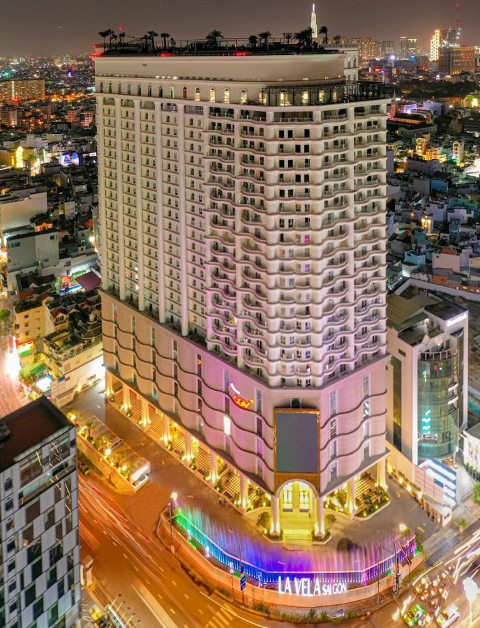 Cho thuê sàn văn phòng siêu đẹp - Tòa nhà Terra Royal Building