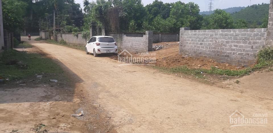 Chính chủ sang nhượng mảnh đất xã Hòa Sơn, huyện Lương Sơn, tỉnh Hòa Bình. Mặt đường trục chính.