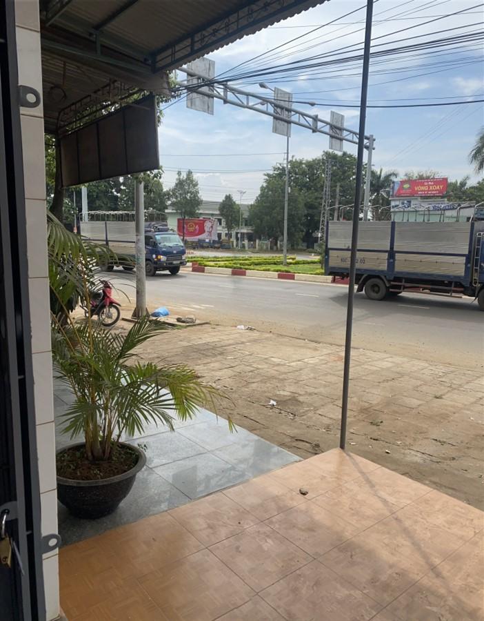 Cho Thuê Nhà Mặt Tiền Đường Lê Duẩn, Xã Chư Á, Thành phố Pleiku, Gia Lai