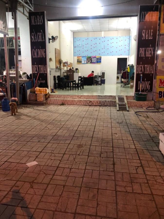 Cho Thuê Mặt Bằng kinh Doanh Mặt Tiền Đường Tại Khu Phú gia 2, Phường Trảng Dài, TP Biên Hòa