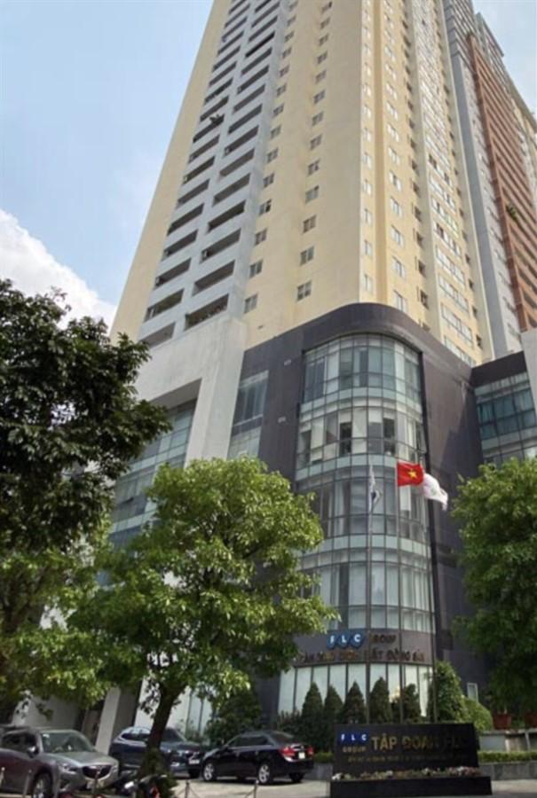 FLC Landmark Tower cho thuê văn phòng giá hấp dẫn Quận Nam Từ Liêm