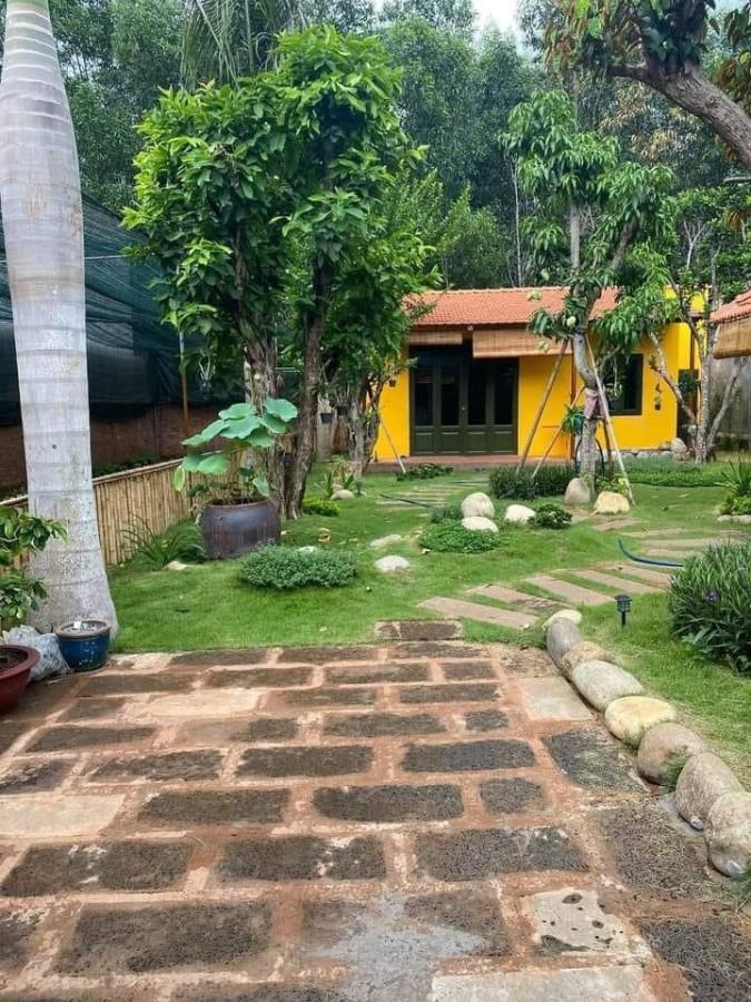 Đất vườn nghỉ dưỡng, farmstay