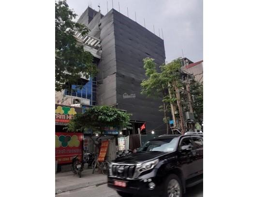 Cho thuê mặt bằng kinh doanh, văn phòng tại tòa mới hạng B Đội Cấn, Ba Đình, 0915250517