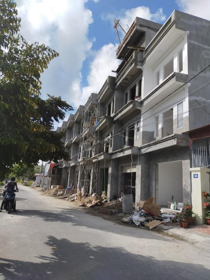 20 căn Nhà đẹp mới xây 3-3.5 tầng tại địa chỉ 42 ĐƯỜNG NHÀ MẠC -Tràng Cát - Q.Hải An - Hải Phòng ,