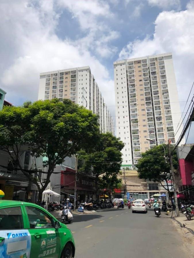 Bán nhà mặt tiền Phan Huy Ích Tân Bình, 56m2, KD VIP, gần Metro trương lai, 7 tỷ 400.