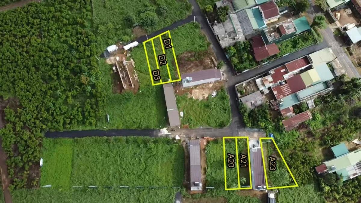 dự án kdc Nguyễn Đình Chiểu Tp Bảo lộc Lâm Đồng