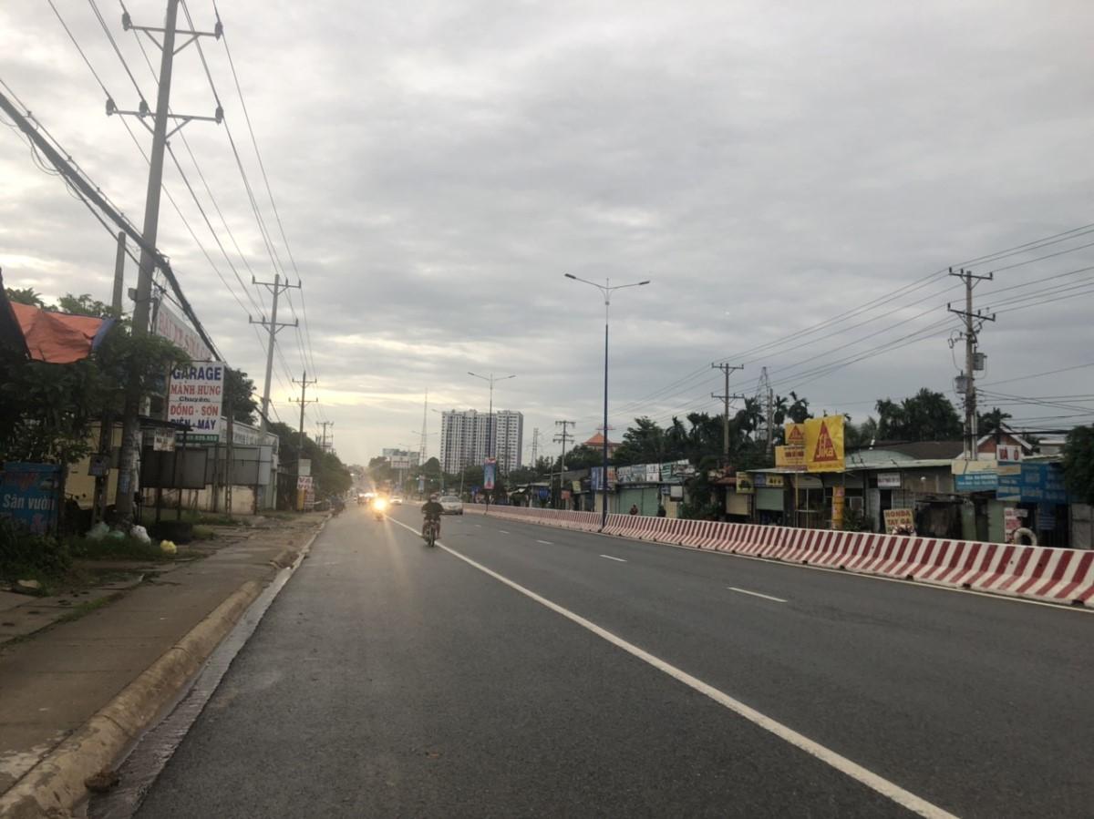 Cho thuê 1000m2 đất xây dựng TP Thuận An, ĐL Bình Dương giá chỉ 35tr/1 tháng