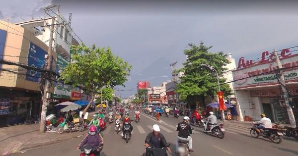 Cần Cho thuê nhà Chính Chủ  MT Đường: Bà Hom, quận 6