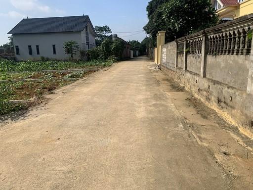 Chính chủ bán lô đất tại Yên Thái, Đông Yên, Quốc oai, 7,5tr/m2; 0862738368