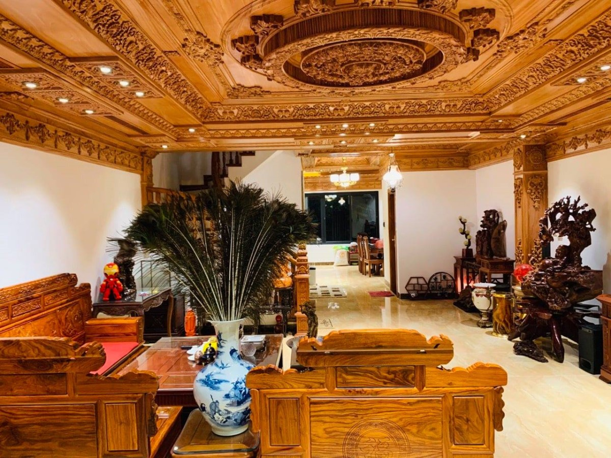 Siêu phẩm quan nhân – nhà đẹp long lanh  – nội thất sang trọng – đẳng cấp .